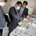 نظارت بر عملکرد نانوایی ها در شهرستان مسجدسلیمان تشدید شد