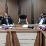 گزارش تصویری از نشست دکتر محمد کعب عمیر عضو کمیسیون اجتماعی مجلس شورای اسلامی با دکتر شریعتمداری وزیر کار،رفاه و تامین اجتماعی