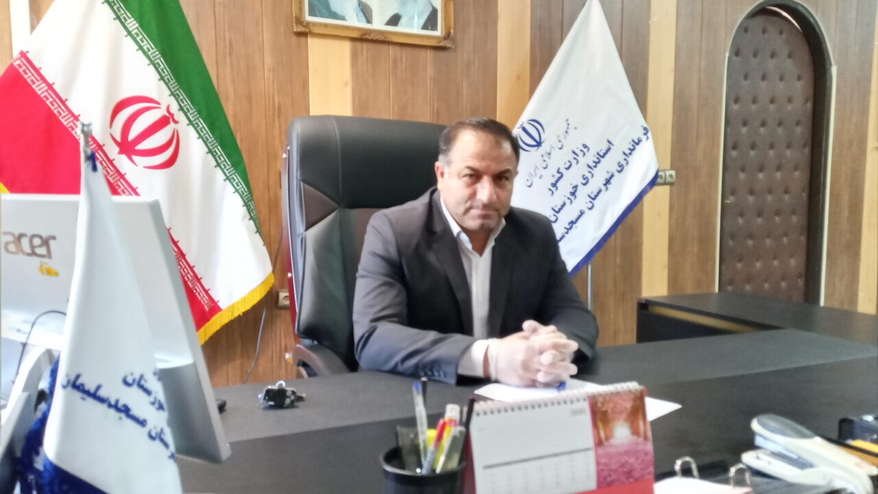 چه كسي به عنوان فرماندار برتر خوزستان انتخاب مي شود؟